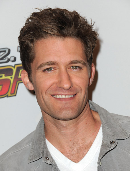 matthew morrison height