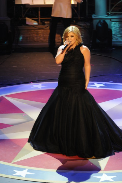 Kelly Clarkson America Celebrates July 4th At Ford S