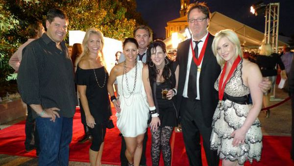 Ascap- Matt Serletic, Stephanie Bentley, Hillary Lindsey, Jedd Hughes, Aimee Mayo, Chris Lindsey & Kellie Pickler